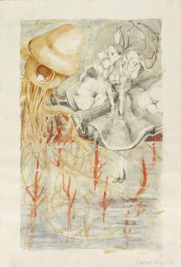 La reine et la méduse
