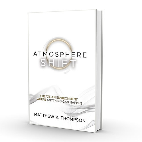 ATMOSPHERE SHIFT BOOK