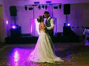 Wedding Disco Mid Wales