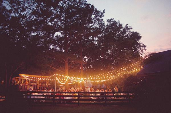 Rustic Wedding Disco