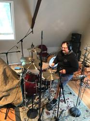 """Together"" single sessions, Oct. 2019, Portrait Recording Studios"