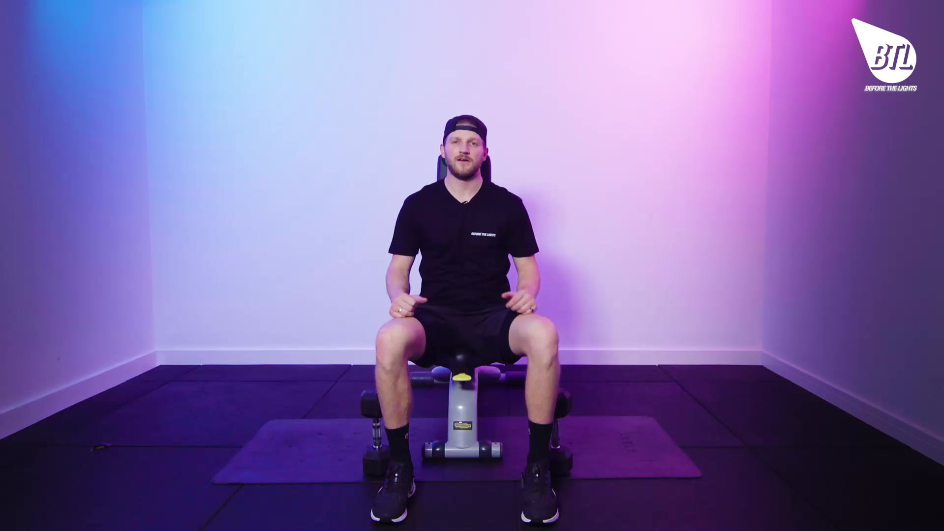 Seated Arnold Press