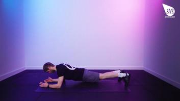 Plank Rotations