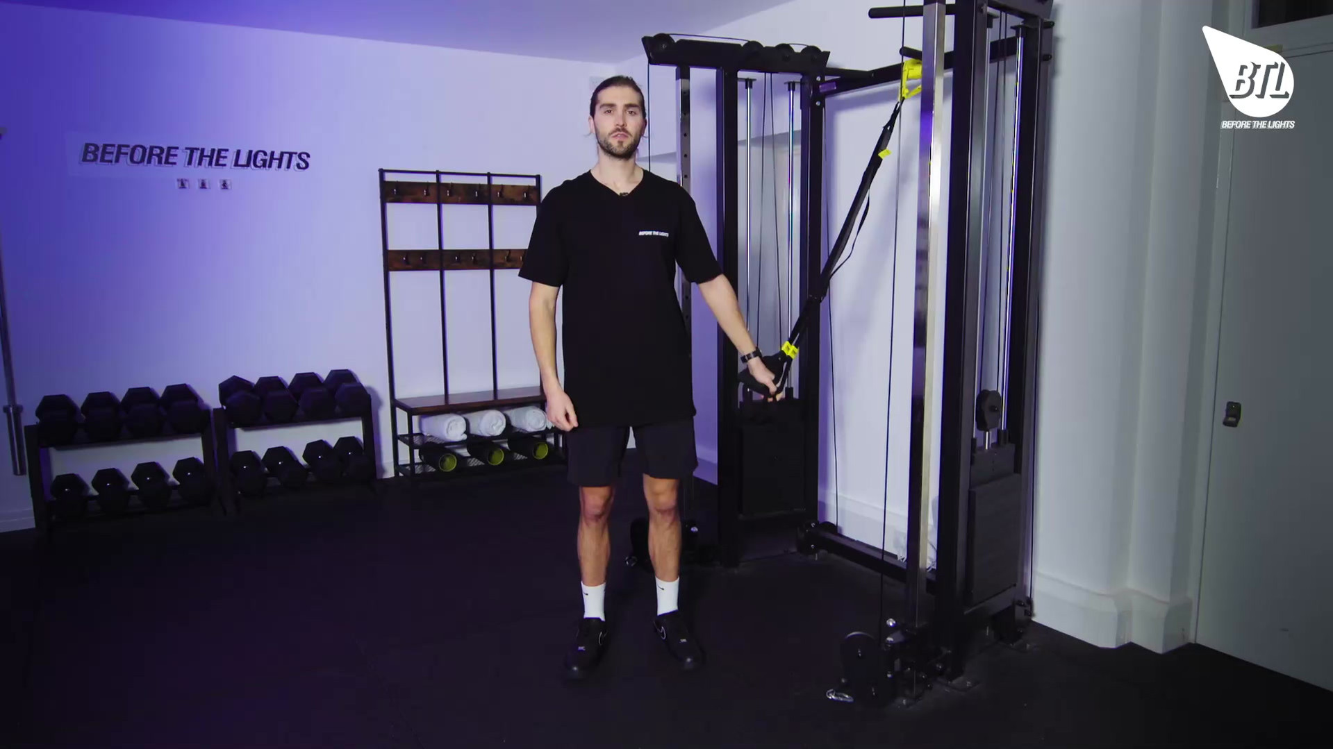 TRX Row-Rotation