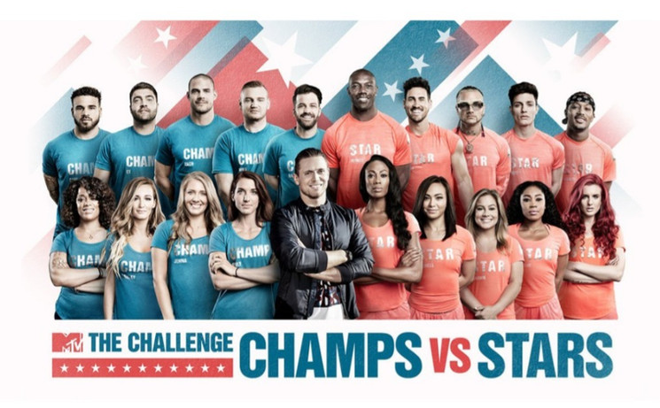 The Cast Of MTV's The Challenge