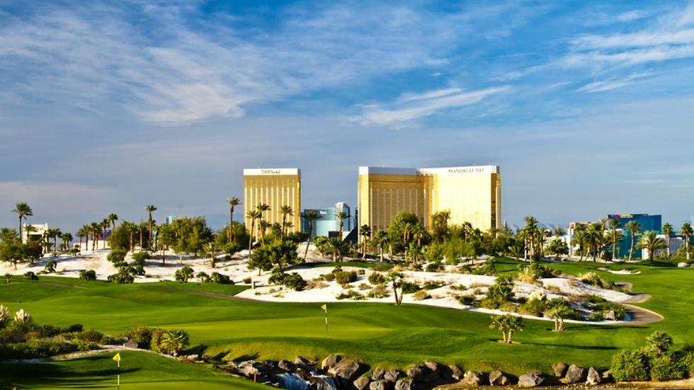 Las Vegas 4Days(Golf)