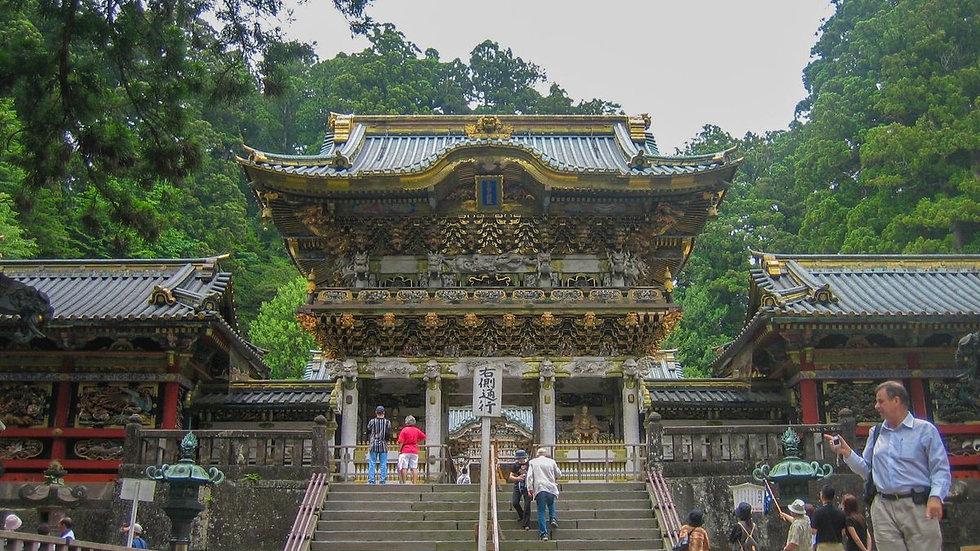 Nikko and Self-guided Walking in Yumoto Onsen