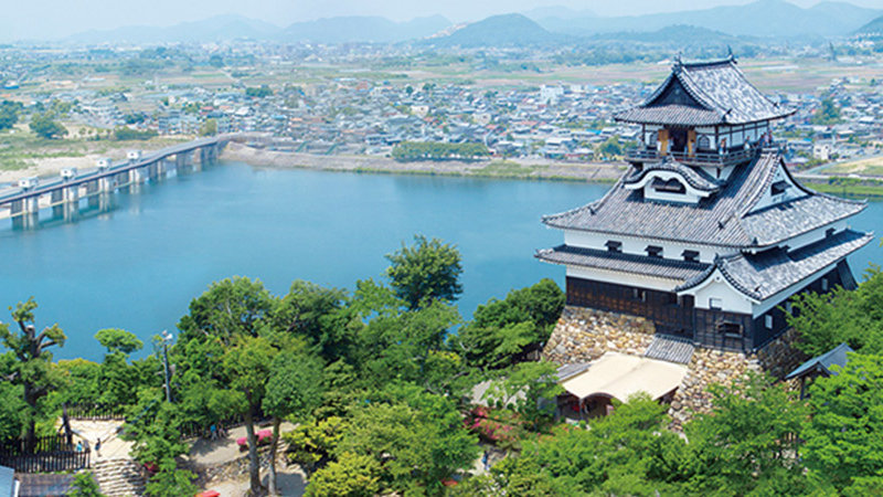 Half-day National Treasure Inuyama Castle & Town Tour