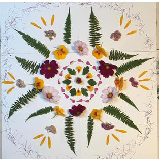 Mandala by Patricia