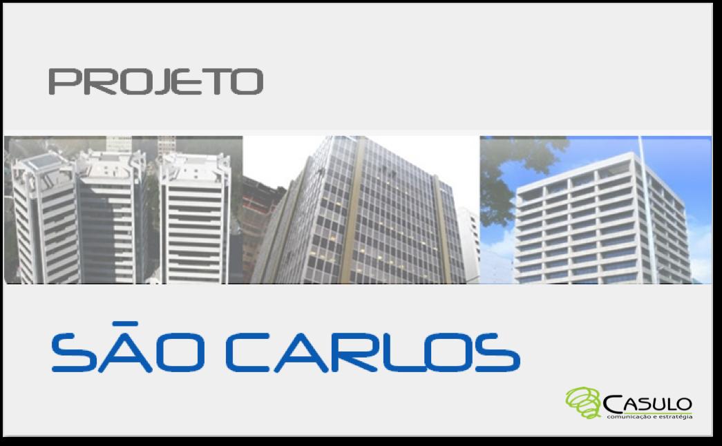 SÃO CARLOS | Planejamento