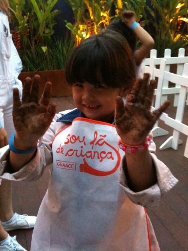 GRAACC | Sou Fã de Criança