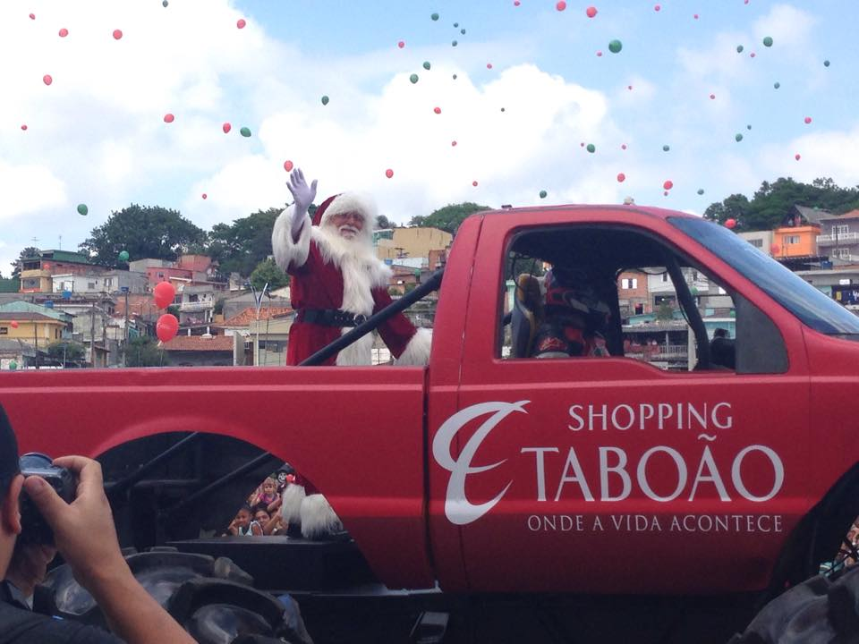 SHOPPING TABOÃO | Natal 2014