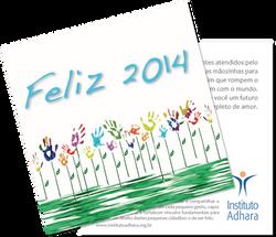 INSTITUTO ADHARA | Cartão de Natal