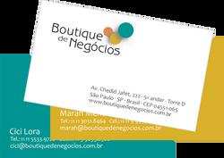 BOUTIQUE DE NEÓGCIOS