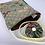 Thumbnail: Handbag & Hairclip from Up-cycled Gucci GG Tian Scarf