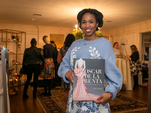 Oscar de la Renta & Roslyn Host Private Shopping Event for the American Heart Association