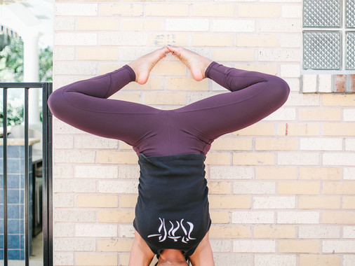Inversions:  How Flipping Upside Down Can Keep You Healthy & Beautiful!