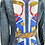 Thumbnail: Japanese Daydream Denim jacket reborn with Hermes Vintage Rare Silk Cre