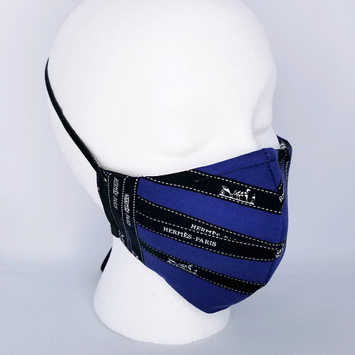 Ninja Style Face Mask Hermes Bolduc (Blue)