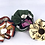 Thumbnail: RoKi Silk Flower Hair Clips