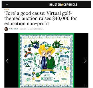 Houston Chronicle Article  7-3-2020 Tee