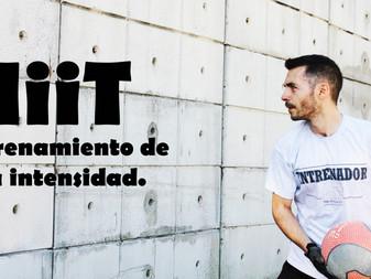 HiiT - Entrenamiento de alta intensidad