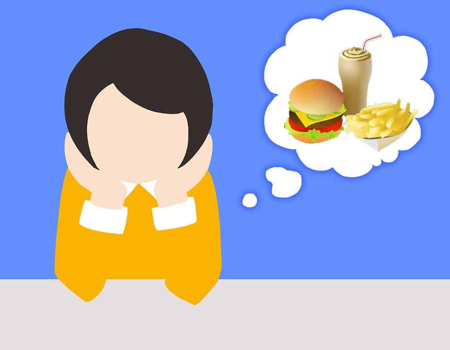 Controlar ansiedad con la comida