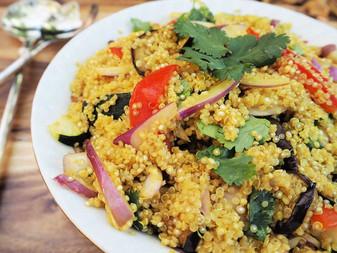 ¿Cómo cocino la quinoa?