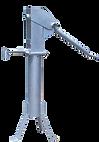 India Mark III hand pump