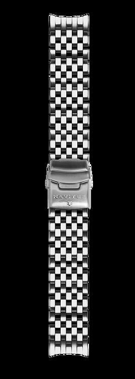 Bracelet acier pour modèle Tango Charlie