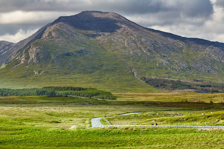 GLORIOUS CONNEMARA CYCLE/WALK