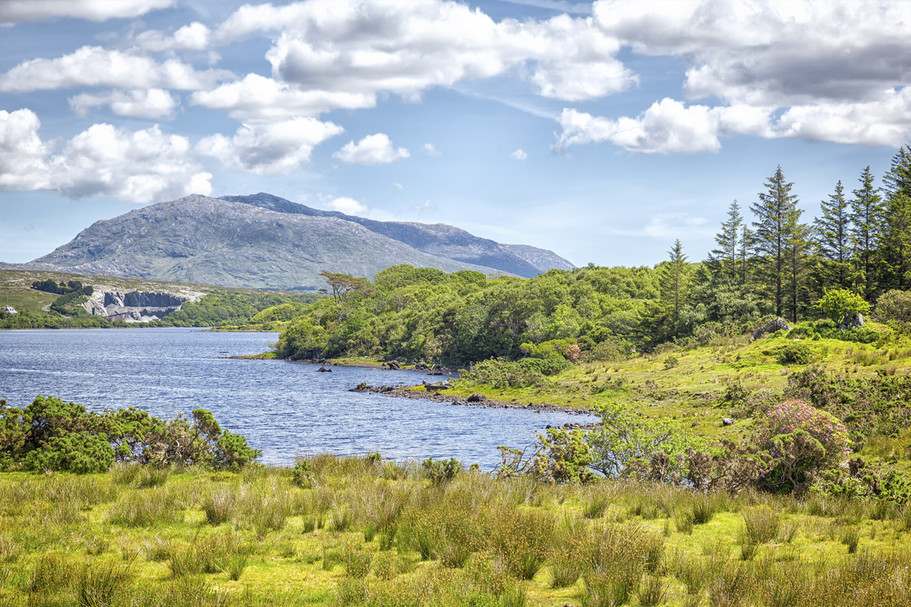 Glorious Connemara Cycle