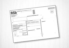 RSb-Kuvert maschinenfähig C5 Dr. Grazer + Co.