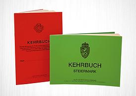 Kehrbuch Tirol Steiermark Dr. Grazer + Co.