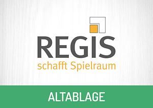 Regis Altablage Dr. Grazer + Co.