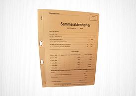 Regis Ehebuch - Sammelaktenhefter Dr. Grazer + Co.