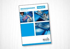 Archivprogramm Kompakt Regis Katalog Dr. Grazer + Co.