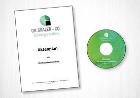 Einheitsaktenplan mit Stichwortverzeichnis Dr. Grazer + Co.