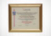 Handgeschriebene Urkunde Dr. Grazer + Co.