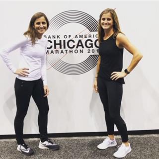 Chicago Marathon. #momrunner #finish2018withabang