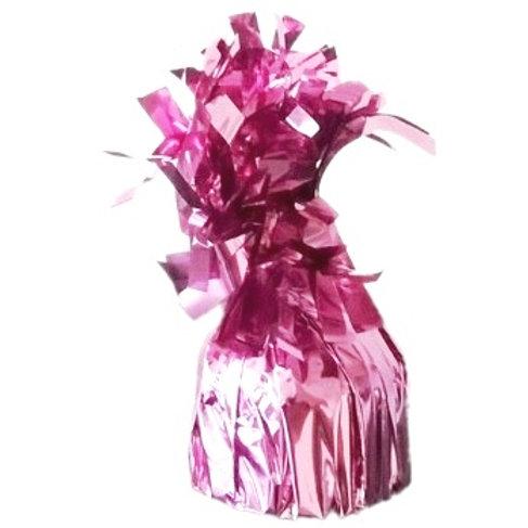 Peso para Balão Rosa Claro 110gr
