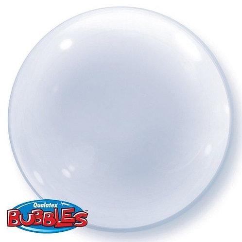 "Bubble liso 20"" UNIDADE (Qualatex)"
