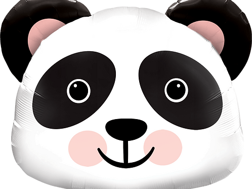 """Panda preciosa 31"""" UNIDADE (Qualatex)"""