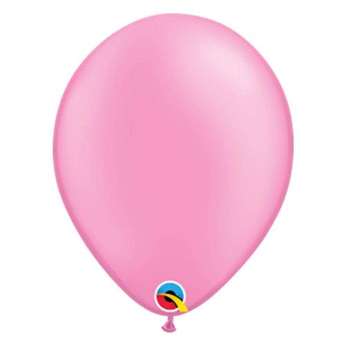 "Balão Latex Neon Rosa 11"" UNIDADE (Qualatex)"