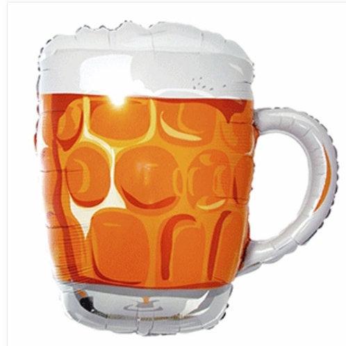 """Caneco de chopp cerveja 40"""" UNIDADE (Funny)"""