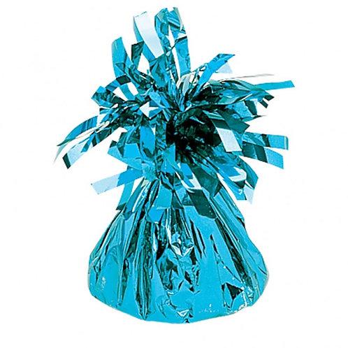 Peso para Balão Azul Claro 110gr