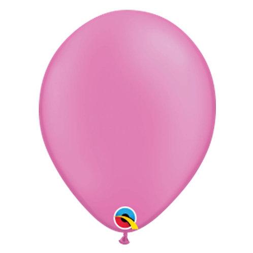 "Balão Latex Neon Pink 11"" UNIDADE (Qualatex)"