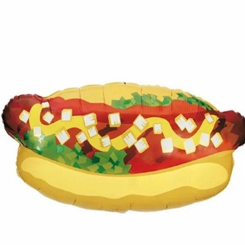"Cachorro quente Hot Dog 32"" UNIDADE (Betalic)"