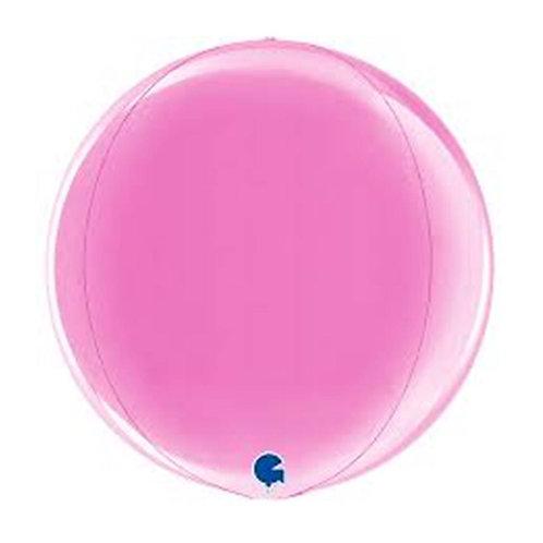 "Orbz Rosa pink 15"" UNIDADE (Grabo)"