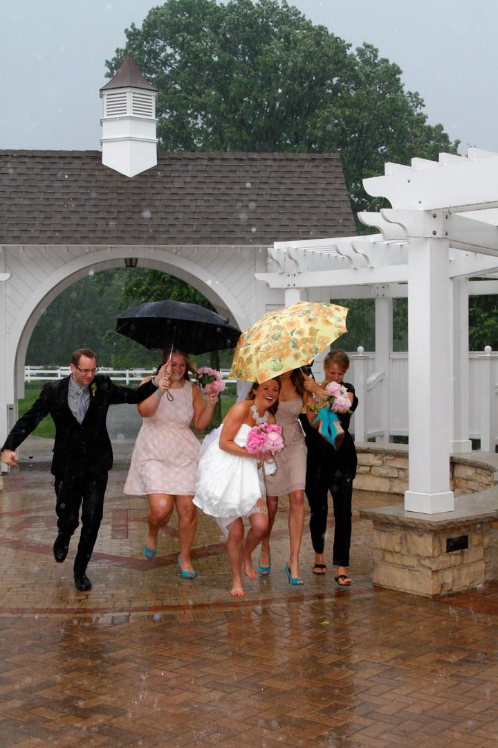 Umbrella anyone?
